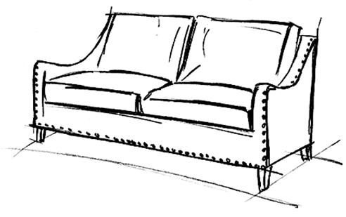 Remarkable Mckinley Leather Furniture Inzonedesignstudio Interior Chair Design Inzonedesignstudiocom