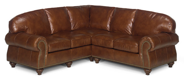 1005 Stella Leather Sectional
